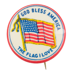 The Flag I Love Club Button Museum