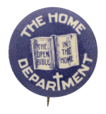 The Home Department Club Button Museum