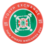 Youth Exchange Club Button Museum