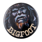 Texas Bigfoot Research Conservancy Club Entertainment Button Museum