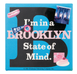 Brooklyn State of Mind Entertainment Button Museum