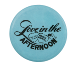 General Hospital Love in the Afternoon Entertainment Button Museum