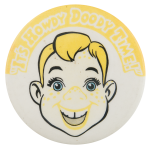 Howdy Doody Entertainment Button Museum