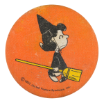 Lucy Witch Entertainment Button Museum