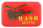 M.A.S.H. 4077th Entertainment Button Museum