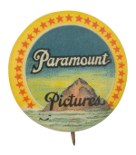 Paramount Pictures Entertainment Button Museum