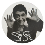 Soupy Sales Entertainment Button Museum