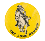 The Lone Ranger Entertainment Button Museum