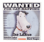 Wanted for Cat Napping Entertainment Button Museum