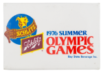 1976 Summer Olympic Games Event Button Museum