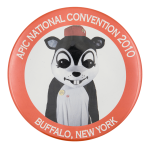 APIC National Convention Events Button Museum