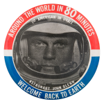 Around the World in 80 Minutes Events Button Museum