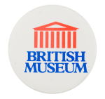 British Museum Event Button Museum