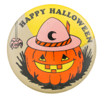 Happy Halloween Event Button Museum