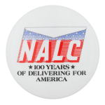 National Association of Letter Carriers Events Button Museum