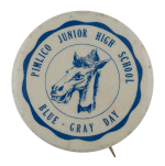 Pimlico Junior High Events Button Museum