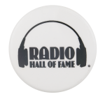 Radio Hall of Fame Event Button Museum