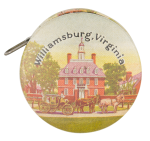 Williamsburg Virginia Event Button Museum