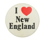 I Love New England I Heart Button Museum
