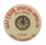 Dave Cook Sporting Goods Innovative Button Museum