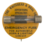 Emergency Fuse Innovative Button Museum