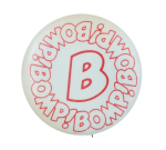 BOMP! B Music Button Museum