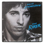 Bruce Springsteen The River Music Button Museum