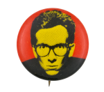 Elvis Costello Music Button Museum