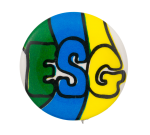 Emerald Sapphire and Gold Music Button Museum