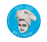 Go Go Belinda Music Button Museum