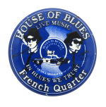House of Blues French Quarter Music Button Museum