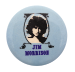 Jim Morrison Music Button Museum