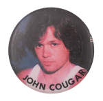 John Cougar Music Button Museum