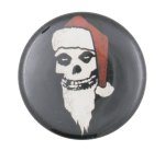 Misfits Santa Music Button Museum