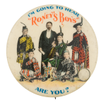 Roney's Boys Music Button Museum