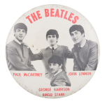 The Beatles Music Button Museum