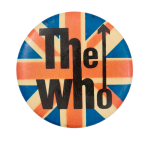 The Who Music Button Museum