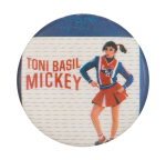 Toni Basil Mickey Music Button Museum