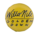Willie Nile Golden Down Music Button Museum