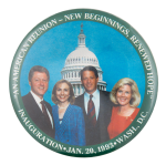 An American Reunion Political Button Museum