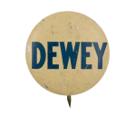 Dewey Political Button Museum