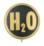 H2O Goldwater Political Button Museum