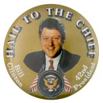 Hail to the Chief Political Button Museum