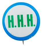 Hubert Horatio Humphrey Political Button Museum