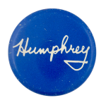 Humphrey Political Button Museum