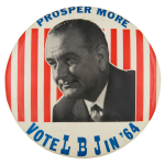 Prosper More Political Button Museum