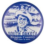 South Dakota Reagan Country Political Button Museum