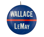 Wallace LeMay Political Button Museum