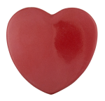 Red Heart Social Lubricators Button Museum