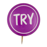 Try Social Lubricators Button Museum